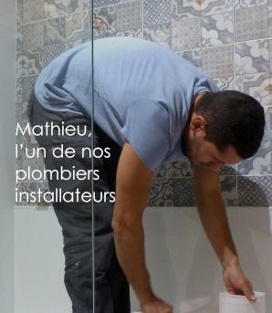 Installateur douche à l'italienne agileo
